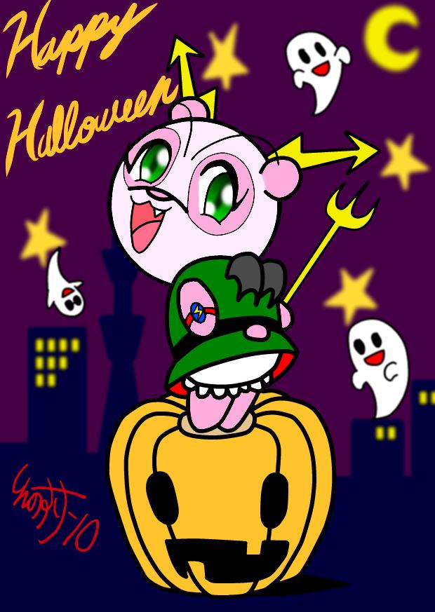 〔Happy Halloween!〕