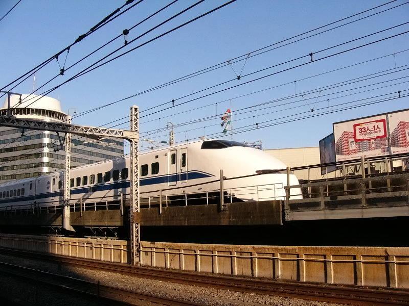 〔300系新幹線その1〕